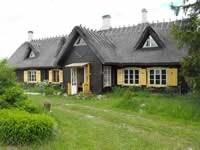 Ferienwohnung im Ferienhaus  Pärsama II
